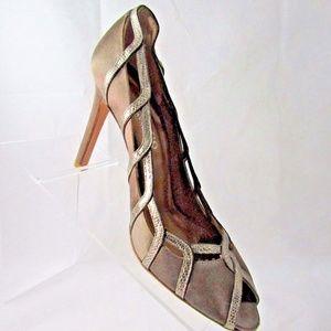 "Valentino Garavani Sz 8.5 4"" Heel Shoes For Women"